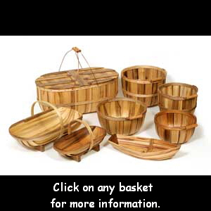 BARBERS BASKETS